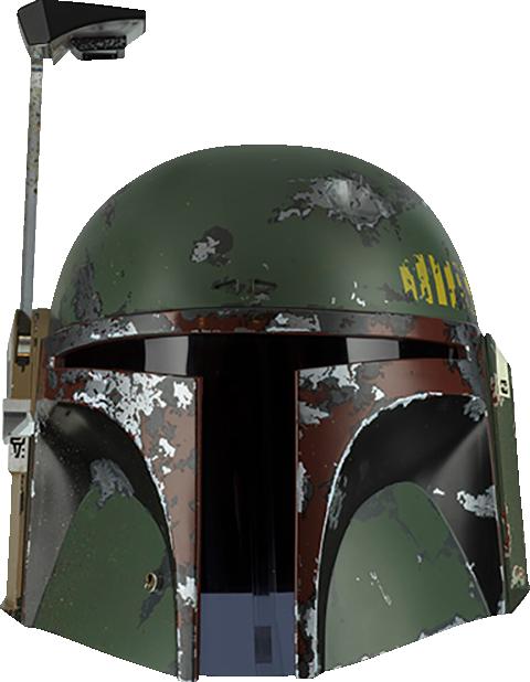 Boba Fett Precision Crafted Helmet