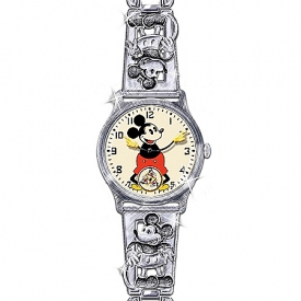 Disney Mickey Mouse 1933 Tribute Watch: Mickey Mouse Memorabilia