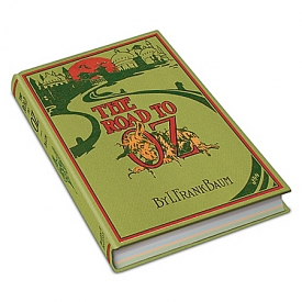 L. Frank Baum First Edition Replica: The Road To Oz Hard Cover Book