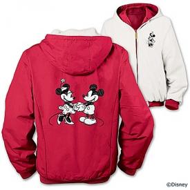 Disney Double The Magic Women's Reversible Jacket