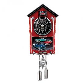 Chevy Bel Air Cuckoo Clock