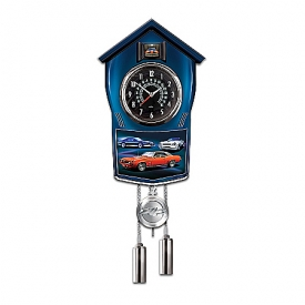 Chevy Camaro Cuckoo Clock