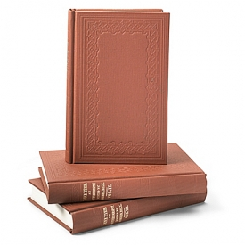 Jane Eyre 3-Volume Recreated First Edition Book Set