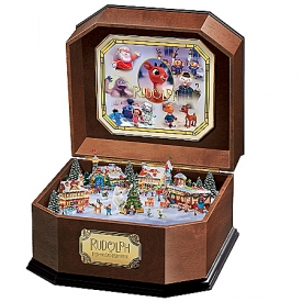 Music Box: Rudolph The Red-Nosed Reindeer Music Box
