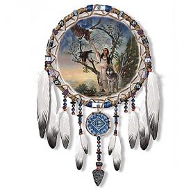 Russ Docken Mystic Dreams Native American Style Wall Decor