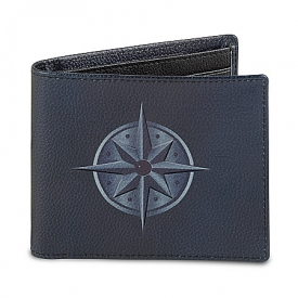Grandson, Forge Your Own Path Men's RFID Blocking Leather Wallet