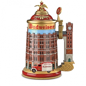 Anheuser-Busch Budweiser Brew House Stein