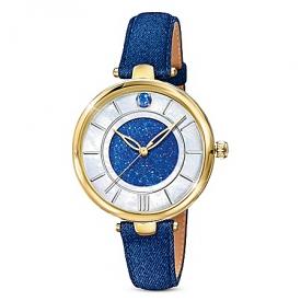 Forever In Blue Denim Women's Watch