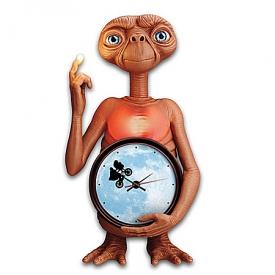 E.T. Illuminated Sculptural Motion Clock
