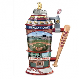 Boston Red Sox Home-Field Advantage MLB Sculpted Stein