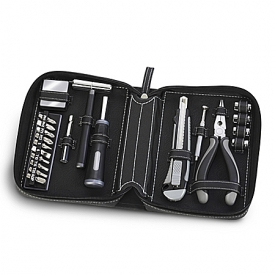 The Go-To Personalized Monogrammed Tool Kit With Case