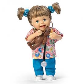 Hug A Nurse, You'll Heal Better Child Doll