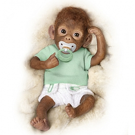 Bundles Of Love Lolo Monkey Doll