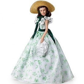 Gone With The Wind Fashion Doll: Scarlett, Belle Of The Barbecue