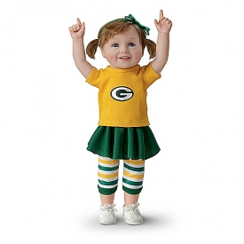 Child Doll: Packer Girls Have More Fun! Child Doll