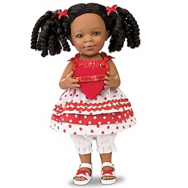 Hugs And Kisses Child Doll