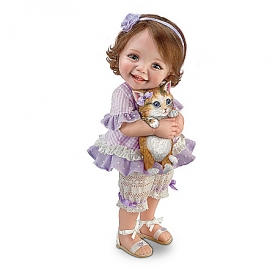 Doll: Welcome Home, Kitty Child Doll