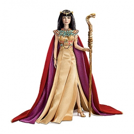 Doll: Cleopatra, Queen Of The Nile Fashion Doll