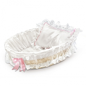 Bassinet For Baby Doll Accessory