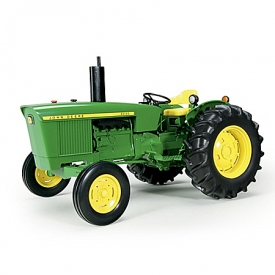 1:16-Scale John Deere 2020 Diesel Wide Front With 3-Point Hitch Diecast Tractor