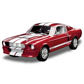1:18-Scale 1967 Shelby GT-500 50th Anniversary AuthentiCast Sculpture