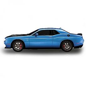 1:18-Scale 2017 Dodge Challenger SRT Hellcat AuthentiCast Resin™ Car Sculpture