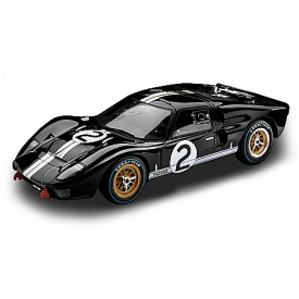 1:12-Scale 1966 Le Mans Winning Ford GT40 Diecast Car