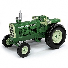 1:16-Scale Oliver 1950 Wheatland Diesel Diecast Tractor With Working Steering Wheel & Front Tires