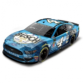#4 Kevin Harvick 2019 Busch Beer 1:24-Scale NASCAR Diecast Car