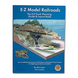 E-Z Model Railroads Track Planning Guide & Layout Book