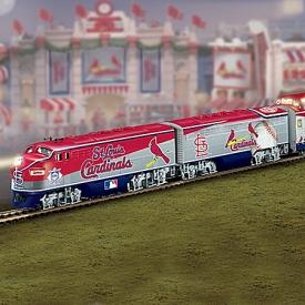 St. Louis Cardinals Express Train Gift Set