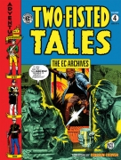 EC Archives: Two-Fisted Tales Volume 4 HC