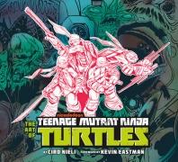 Art of Teenage Mutant Ninja Turtles HC