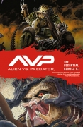 Aliens vs. Predator: The Essential Comics Volume 1 TPB
