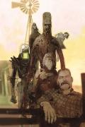 Black Hammer: Age of Doom #8 (Bill Sienkiewicz Variant Cover)