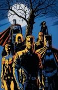 Black Hammer/Justice League: Hammer of Justice! #4 (Francesco Francavilla Variant Cover)