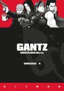 Gantz Omnibus Volume 4 TPB