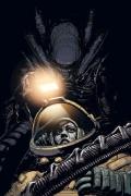 Aliens: Resistance #2 (Tristan Jones Variant Cover)
