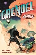 Grendel: Devil's Odyssey #1 (Fabio Moon Variant Cover)