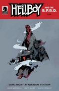 Hellboy and the B.P.R.D.: Long Night at Goloski Station one-shot