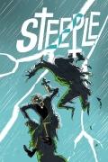 Steeple #2 (Lissa Treiman Variant Cover)