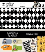 Umbrella Academy Wrapping Paper