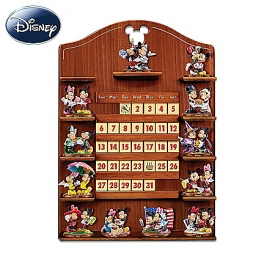 Disney Mickey And Minnie Together Forever Perpetual Calendar