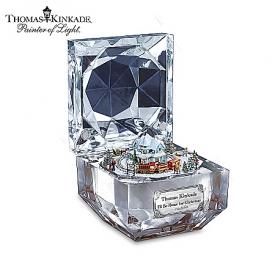 Thomas Kinkade Best Loved Christmas Carols Music Box Collection