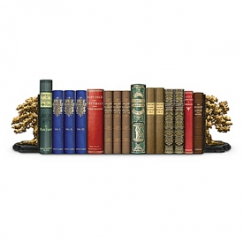 Authentic First-Edition Reproductions Of The Million Dollar Library Book Collection
