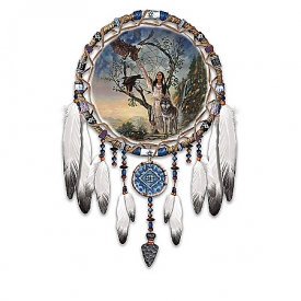 Russ Docken Native Dreams Native American Style Wall Decor Collection