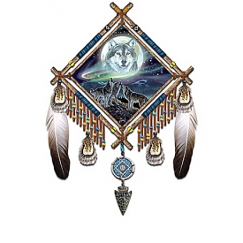Calls Of The Wild Native American-Inspired Wall Decor Collection