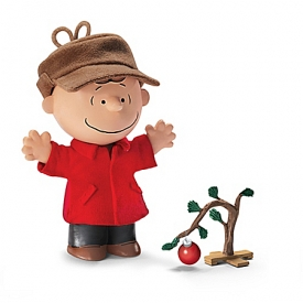 PEANUTS A Charlie Brown Christmas 50th Anniversary Doll Collection