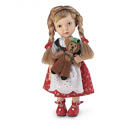International Child Doll Collection: Hands Across The World