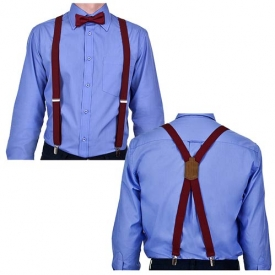 Doctor Who Eleventh Doctor Suspenders